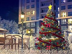ЖК «Тимирязев парк» Квартиры бизнес-класса